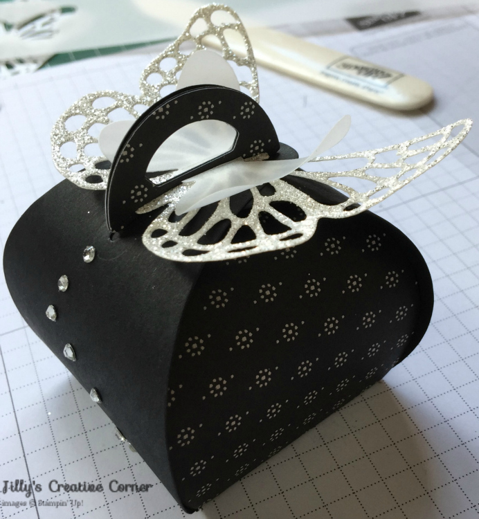 Butterfly Gift Box