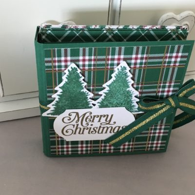 Perfectly Plaid by Stampin' Up!
